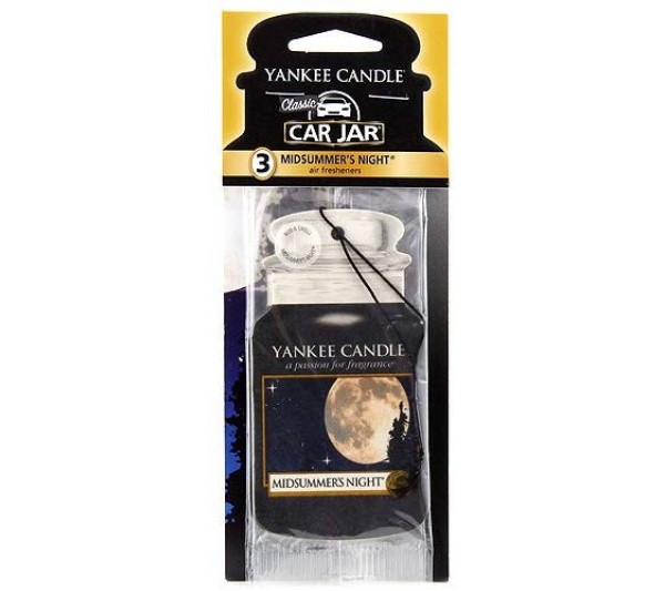 Yankee Candle - Car Jar® Midsummer's Night