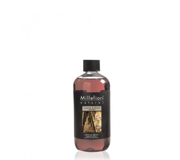 Millefiori Milano Uzupełniacz 250 ml - Incense & Blond Woods
