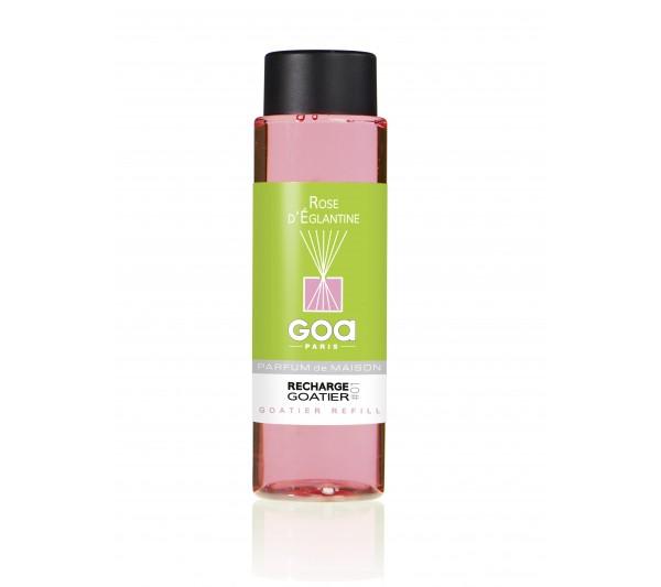 CLEM GOA - Wkład zapachowy 260ml - Dzika róża