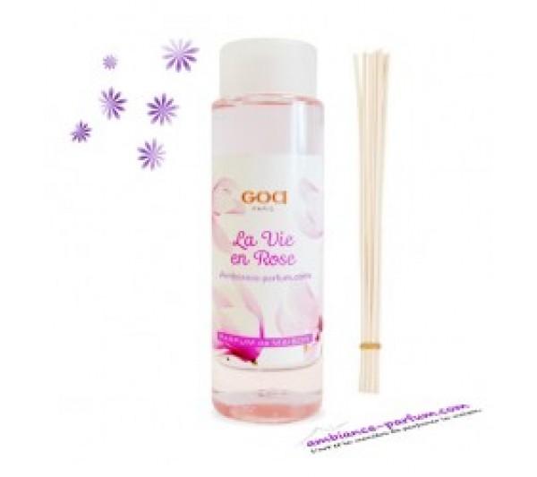 CLEM GOA - Wkład zapachowy 260ml - La vie en Rose