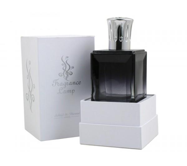 Ashleigh & Burwood - Lampa zapachowa OBSIDIAN Black/Clear