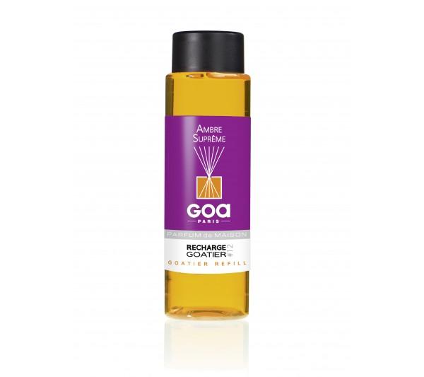 CLEM GOA - Wkład zapachowy 260ml - Szlachetna ambra
