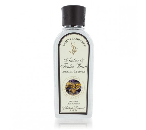 Ashleigh & Burwood - Wkład do Lampy Zapachowej A&B 500ml - Amber & Tonka Bean