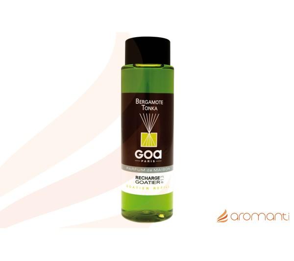CLEM GOA - Wkład zapachowy 260ml - Bergamotka z tonką