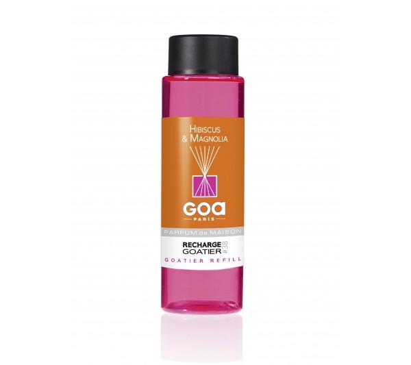 CLEM GOA - Wkład zapachowy 250ml - Hibiskus i magnolia