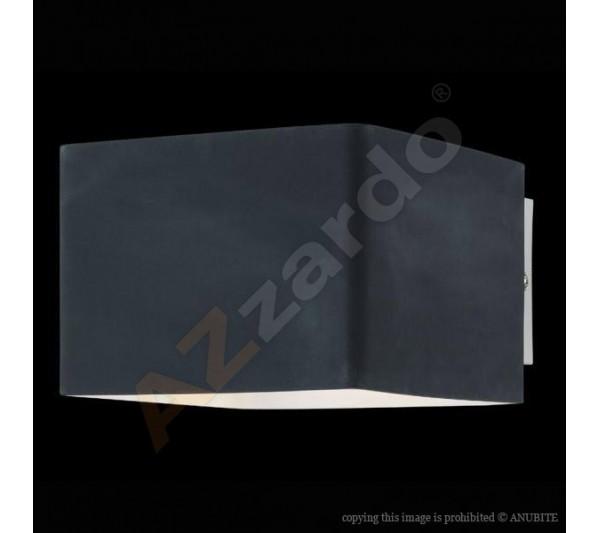Azzardo - Lampa ścienna TULIP BLACK