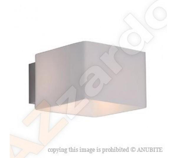 Azzardo - Lampa ścienna TULIP WHITE