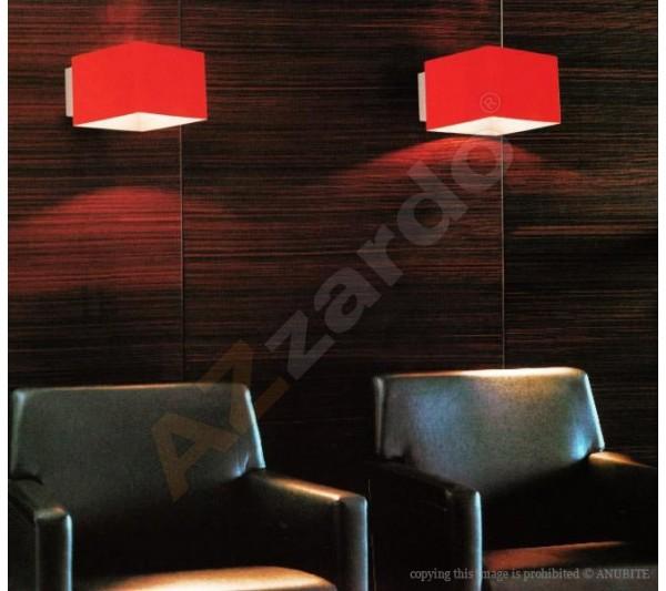 Azzardo - Lampa ścienna TULIP RED