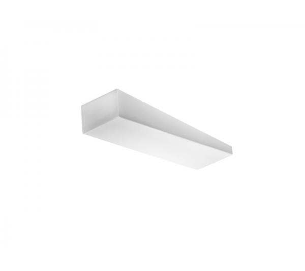 Azzardo - Lampa ścienna VIALETTO R WHITE