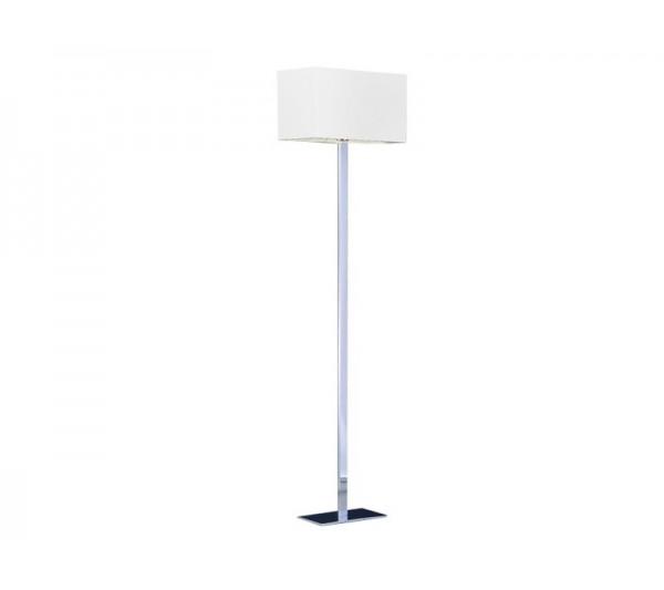 Azzardo - Lampa podłogowa MARTENS FLOOR WHITE