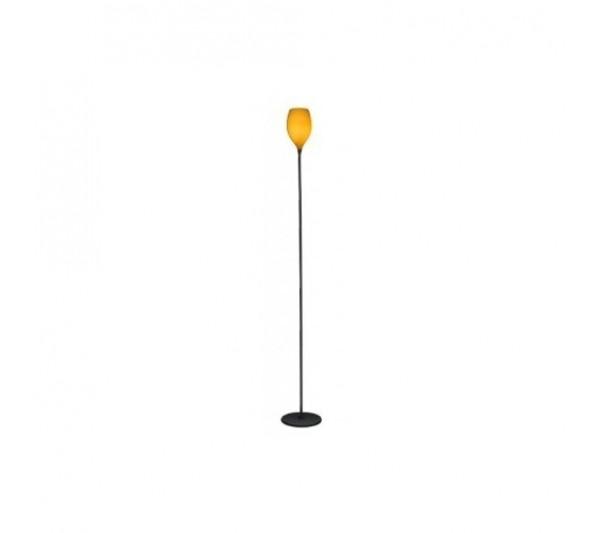 Azzardo - Lampa podłogowa IZZA AMBER