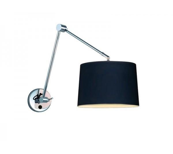 Azzardo - Lampa wisząca ADAM WALL S BLACK