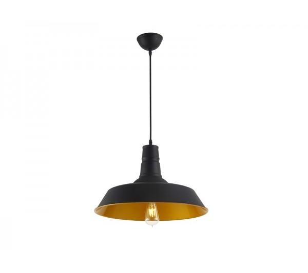 Azzardo - Lampa wisząca ALEXIS BLACK