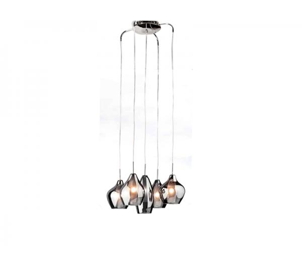 Azzardo - Lampa wisząca AMBER MILANO