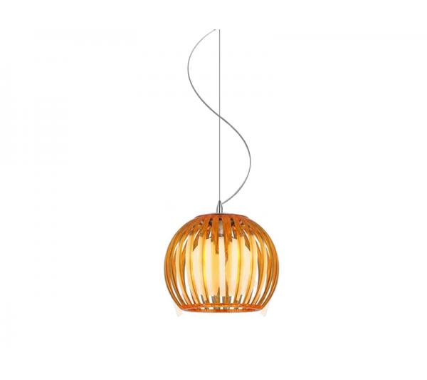 Azzardo - Lampa wisząca ARCADA L ORANGE