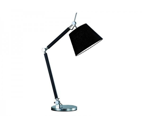 Azzardo - Lampa stołowa ZYTA S TABLE BLACK