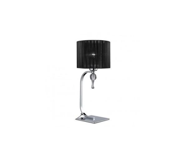 Azzardo - Lampa stołowa IMPRESS BLACK