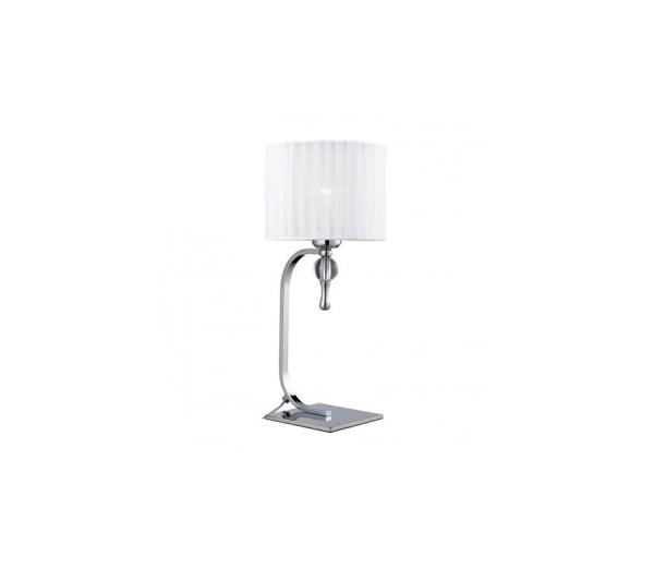Azzardo - Lampa stołowa IMPRESS WHITE