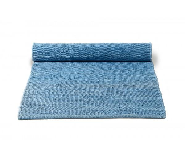 CARPETS&MORE - DYWAN BAWEŁNIANY  NIEBIESKI - ETERNITY BLUE