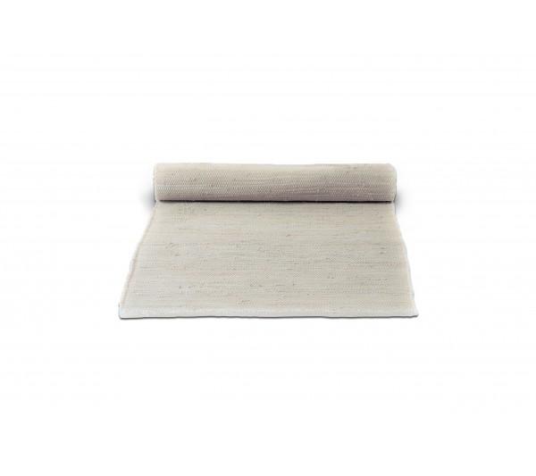 Rug Solid -  DYWAN BAWEŁNIANY BEŻOWY DESERT WHITE