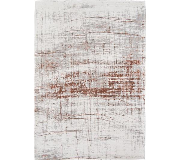 Louis De Poortere - Brązowo Biały Dywan
