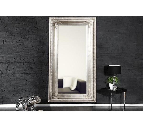 Invicta Interior - Lustro Renaissance 180cm srebrne