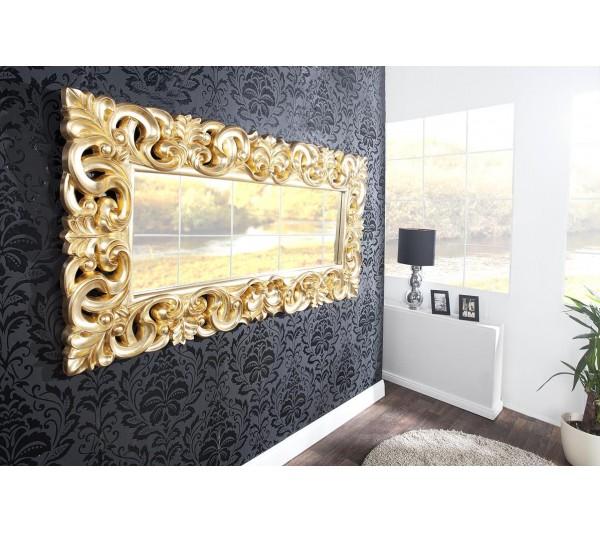 Invicta Interior - Lustro Venice 180 cm złote