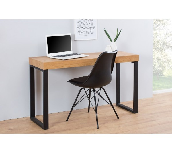 Invicta Interior - Biurko Black Desk 120cm