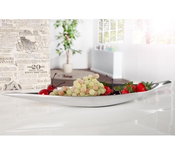 Invicta Interior - Misa Silver Leaf  60x15cm