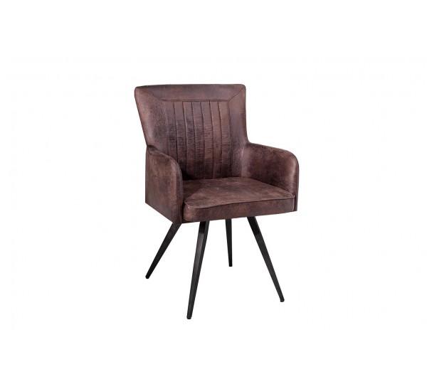Invicta Interior - Krzesło Roadster brązowe