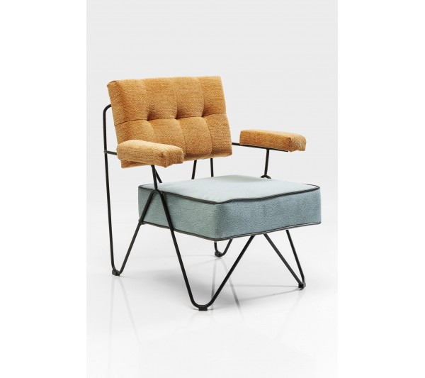 Kare design - Fotel Malmo Triangle