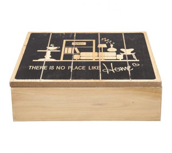 Kare design - Szkatułka drewniana dekoracyjna