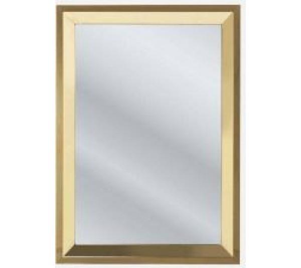 Kare design - Lustro Rim Gold 105x75cm