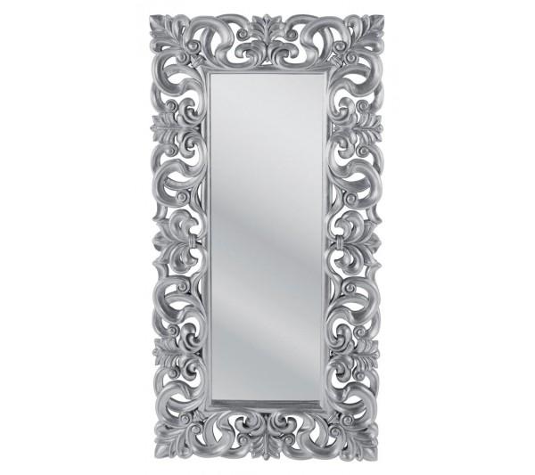 Kare design -  Lustro Italian Baroque Silver  180x90