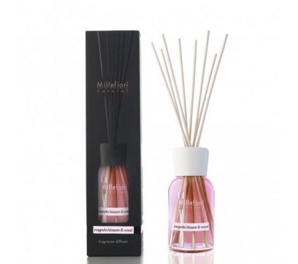 Millefiori Milano Pałeczki Zapachowe 100 ml - Magnolia Blossom & Wood
