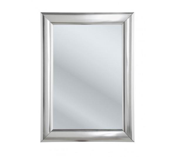 Kare design - Lustro Modern Living srebrne 80x50cm