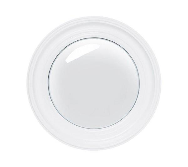 Kare design - Lustro Convex White 65cm