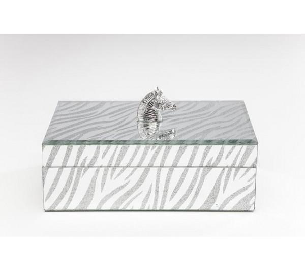 Kare design - Szkatułka Zebra