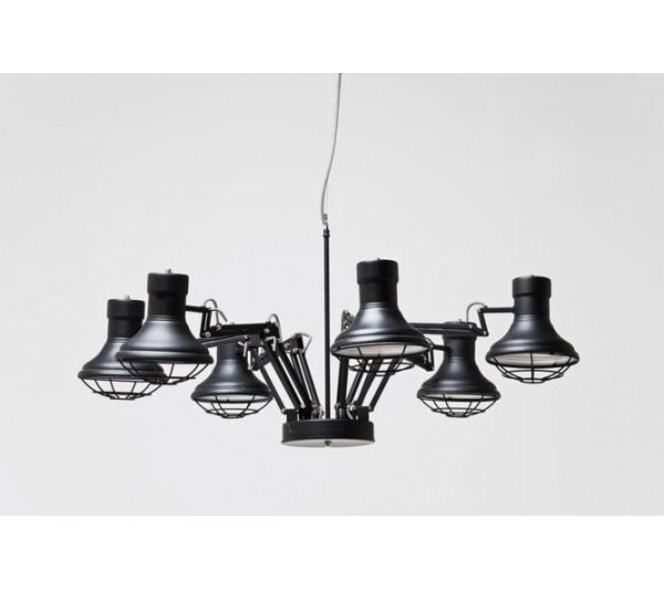 Kare design - Lampa wisząca Spider Multi 6-lite