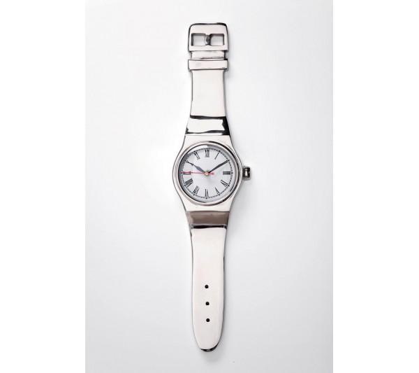 Kare design -  Zegar Ścienny Watchout Alu 55cm