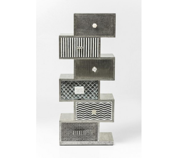 Kare design - Komoda Chalet Zick Zack