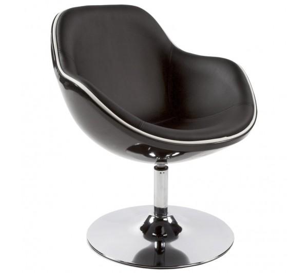 Kokoon Design - Fotel Daytona czarny