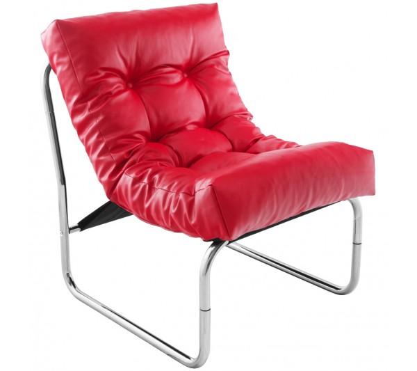 Kokoon Design - Fotel Boudoir czerwony