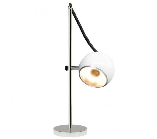 Kokoon Design - Lampa Stołowa Moon Biała