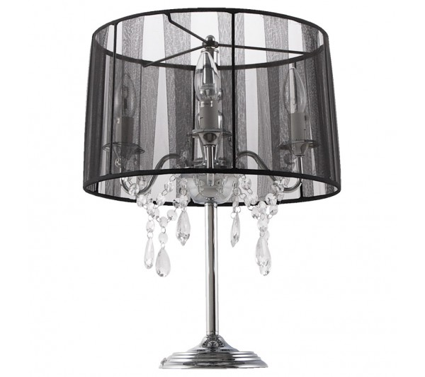 Kokoon Design - Lampa Stołowa Costes Czarna