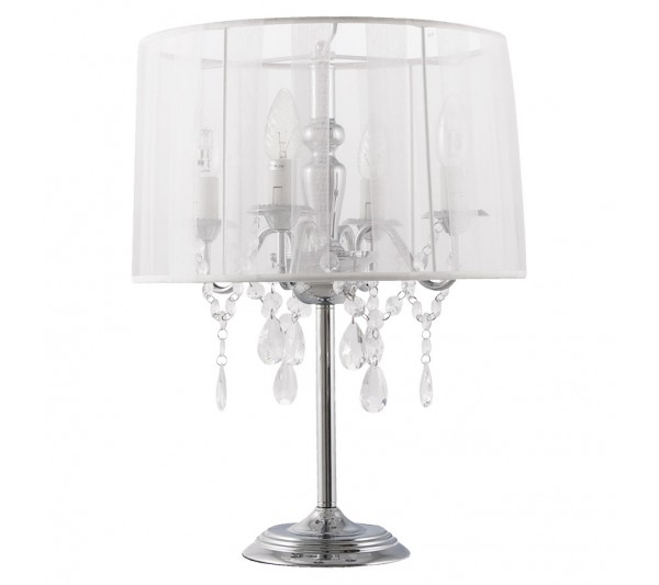 Kokoon Design - Lampa Stołowa Costes Biała