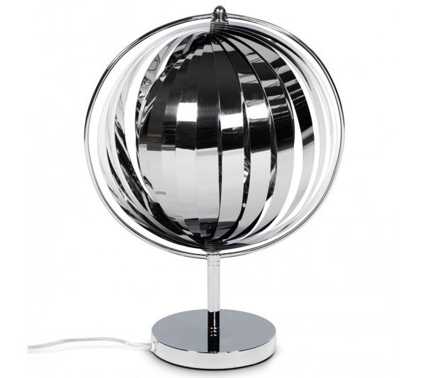 Kokoon Design - Lampa Stołowa Nina Small Chrome