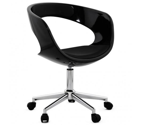 Kokoon Design - Krzesło Biurowe Felix Czarne