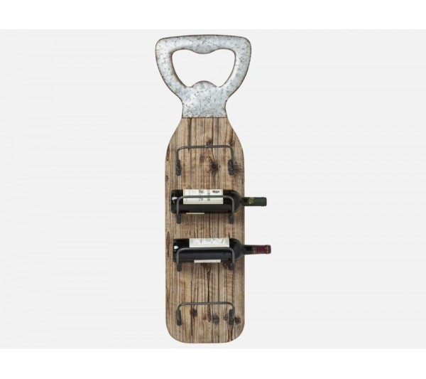 Kare design - Regał na wino Bottle Opener