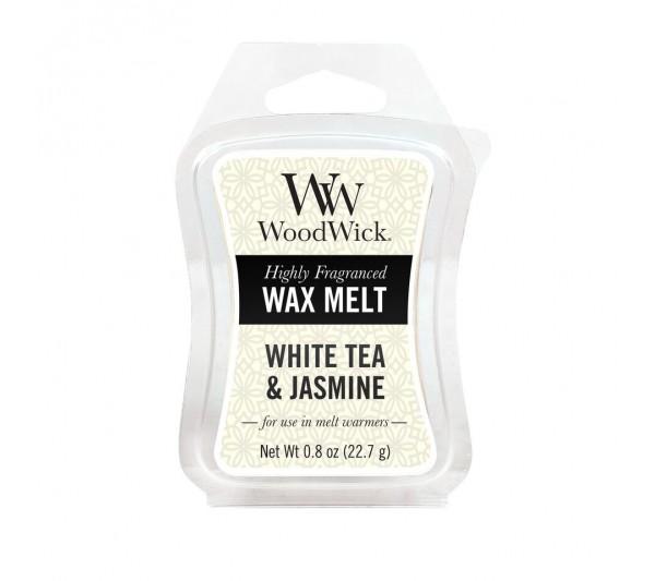 WoodWick Wosk Zapachowy - White Tea & Jasmine